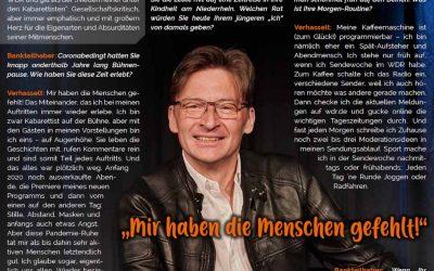 """Der Niederrhein ist vom """"Hippeland"""" zum """"hippen Land"""" geworden."""